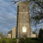 Carew Cheriton church