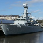 Frigate for sale