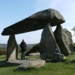 Pantre Ifan Neolithic burial chamber Preseli Mountains